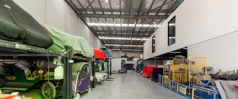Factory, Warehouse & Industrial commercial property sold at 6 Sigma Drive Croydon South VIC 3136