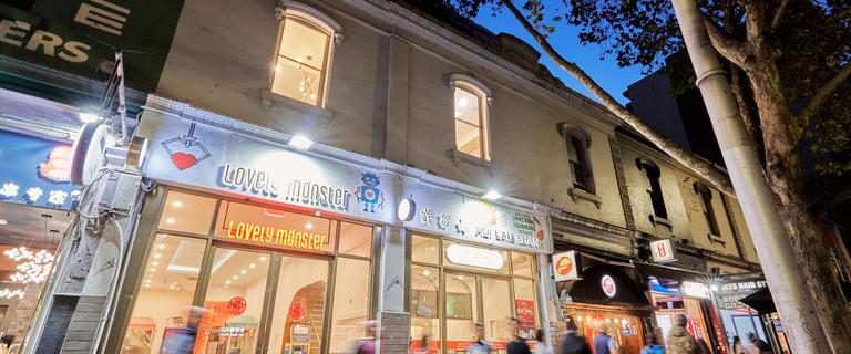 Development / Land commercial property for sale at 423 & 425 Elizabeth Street Melbourne VIC 3000