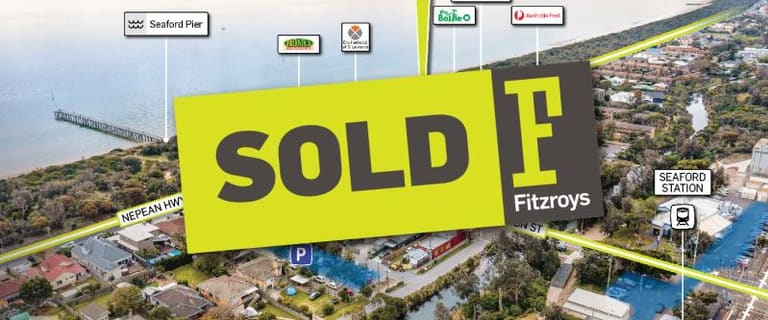 Shop & Retail commercial property sold at 121 Nepean Highway Seaford VIC 3198