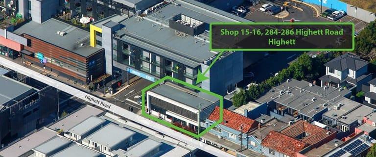 Shop & Retail commercial property for sale at 15 & 16/284 - 286 Highett Road Highett VIC 3190