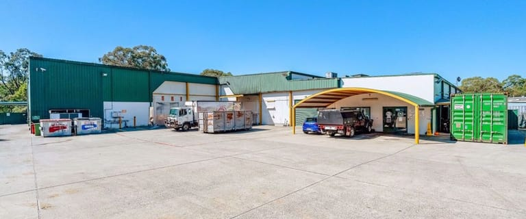 Factory, Warehouse & Industrial commercial property for sale at 23-25 Neumann Road Capalaba QLD 4157