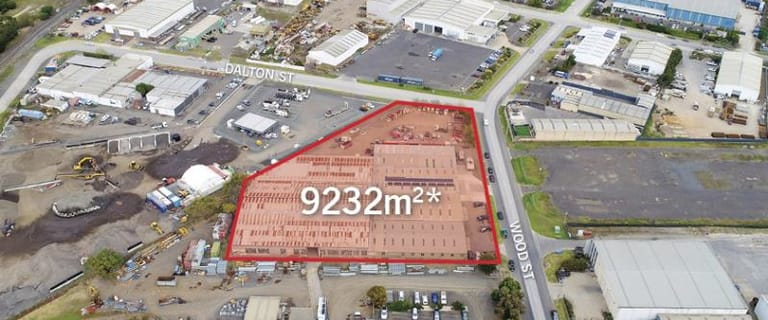 Factory, Warehouse & Industrial commercial property for sale at Whole of Property/17-27 Wood Street South Geelong VIC 3220