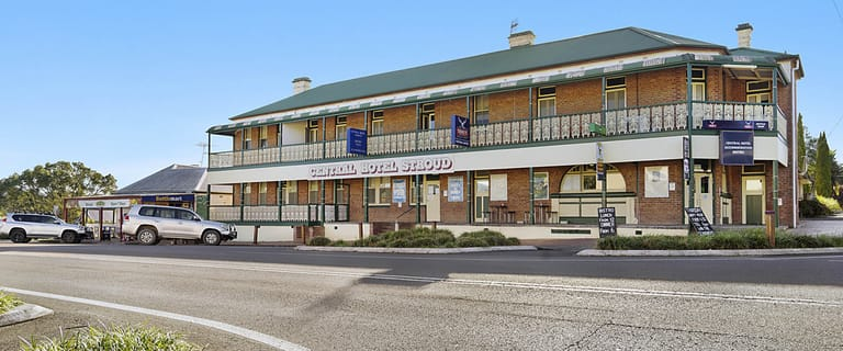 Hotel, Motel, Pub & Leisure commercial property for sale at 52 Cowper Street Stroud NSW 2425