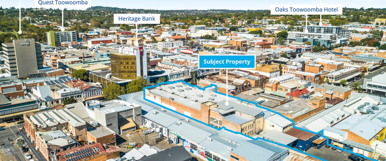 Development / Land commercial property for sale at 381 Ruthven Street Toowoomba City QLD 4350