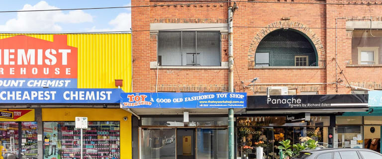 Shop & Retail commercial property sold at 747 Glenferrie Road Hawthorn VIC 3122