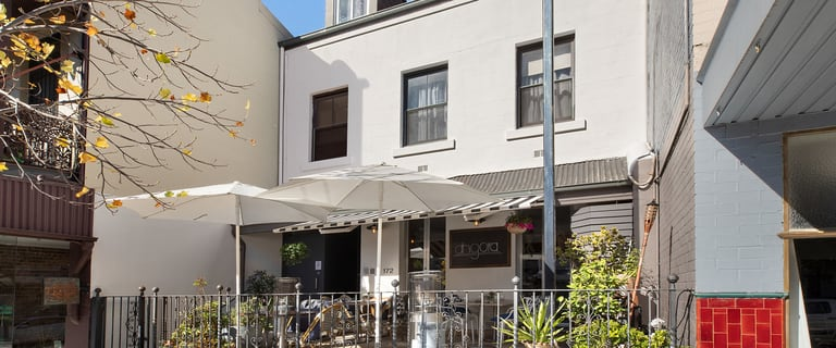 Hotel, Motel, Pub & Leisure commercial property for sale at 172 St Johns Road Glebe NSW 2037