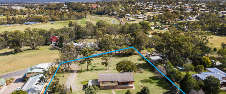 Development / Land commercial property for sale at 39 Alexandra Drive Warwick QLD 4370