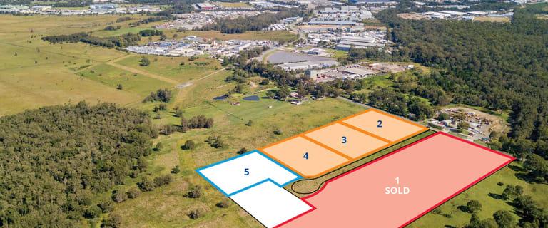 Development / Land commercial property for sale at 250 Burnside Road Stapylton QLD 4207