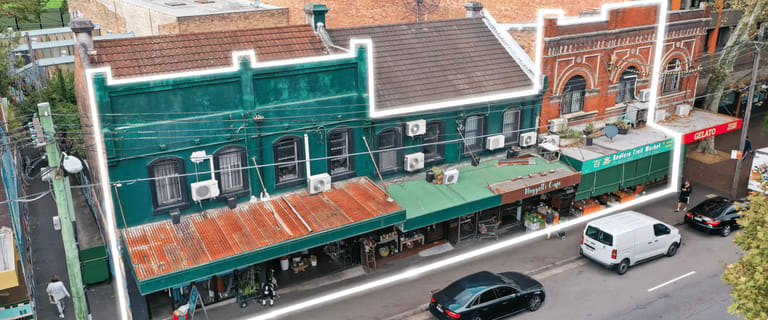 Hotel, Motel, Pub & Leisure commercial property for sale at 185-193 Regent Street Redfern NSW 2016