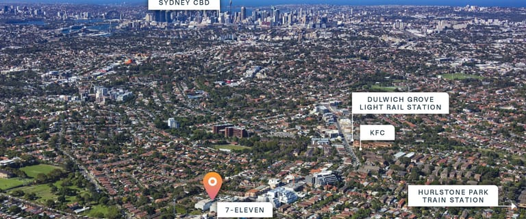 Hotel, Motel, Pub & Leisure commercial property for sale at G.0 & G.02/805 New Canterbury Road Dulwich Hill NSW 2203