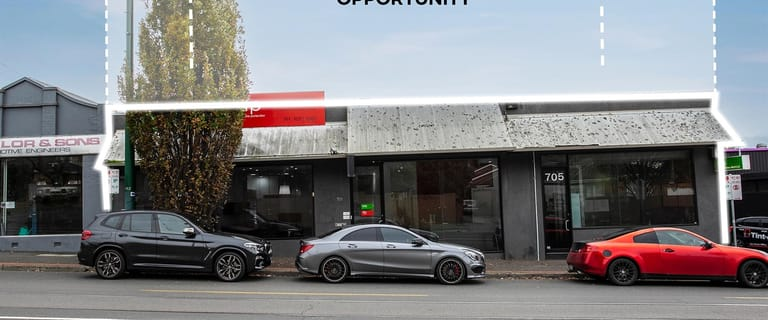 Offices commercial property for sale at 701-705 Whitehorse Road Mont Albert VIC 3127