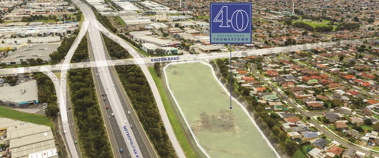 Development / Land commercial property for sale at 40 Dalton Road Thomastown VIC 3074
