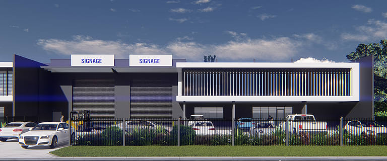 Factory, Warehouse & Industrial commercial property for sale at 15 (Lot 4) Dalton Street Upper Coomera QLD 4209