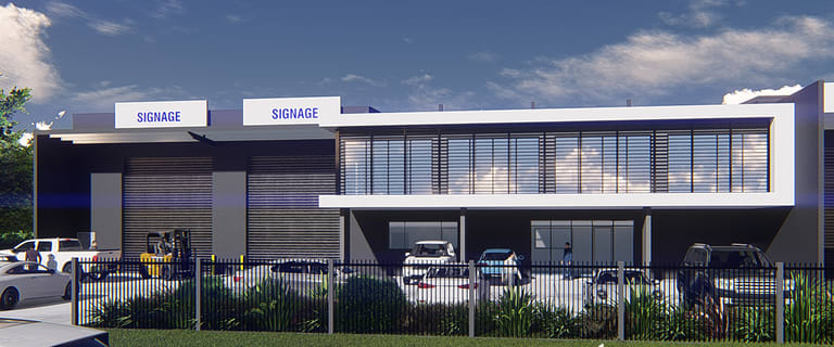 Factory, Warehouse & Industrial commercial property for lease at 17 (Lot 3) Dalton Street Upper Coomera QLD 4209