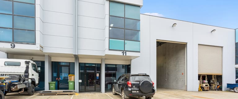 Factory, Warehouse & Industrial commercial property for sale at 11 (Lot 7)/157-161 Beresford Road Lilydale VIC 3140
