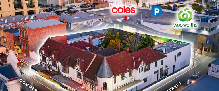 Shop & Retail commercial property for sale at 182-194 Commercial Road (Corner Of Izett Street) Prahran VIC 3181