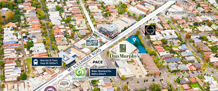 Shop & Retail commercial property for sale at 436 Mt Alexander Road Ascot Vale VIC 3032