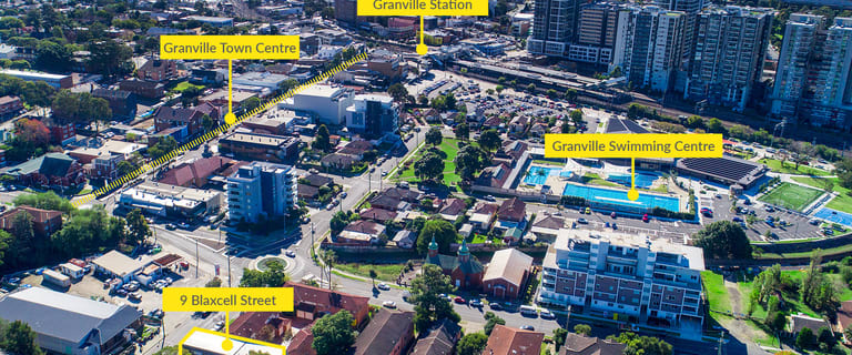 Offices commercial property for sale at 7/9 Blaxcell Street Granville NSW 2142