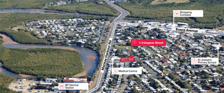 Offices commercial property for sale at 1-3 Ungerer Street Mackay QLD 4740