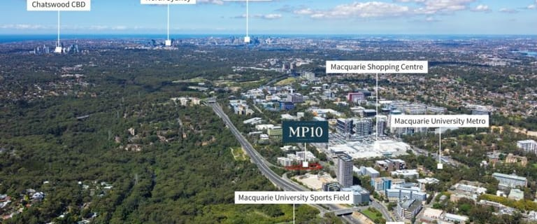 Development / Land commercial property for sale at Lot 10 Talavera Rd Macquarie Park NSW 2113