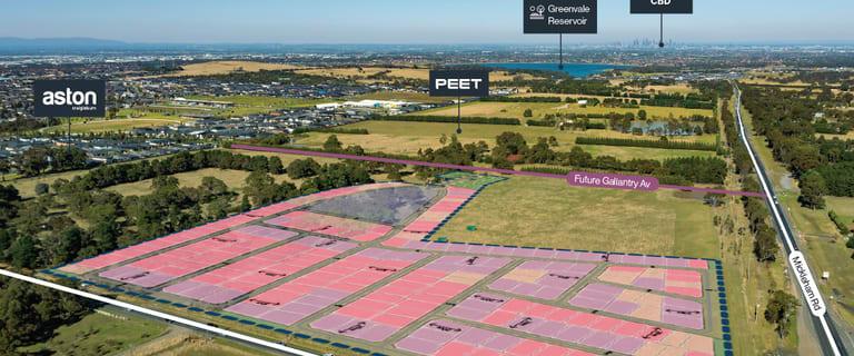 Development / Land commercial property for sale at 1480 Mickleham Road Craigieburn VIC 3064