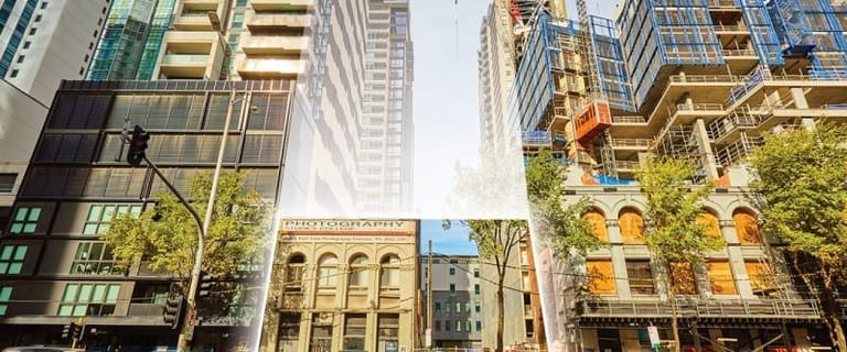 Development / Land commercial property for sale at 63-69 City Road Southbank VIC 3006