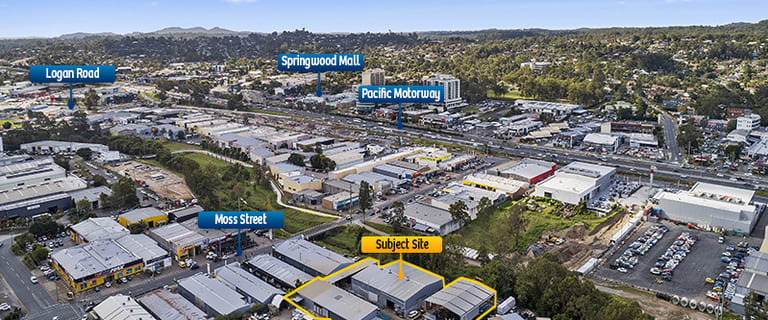 Factory, Warehouse & Industrial commercial property for sale at 6-8 Bowen Street Slacks Creek QLD 4127