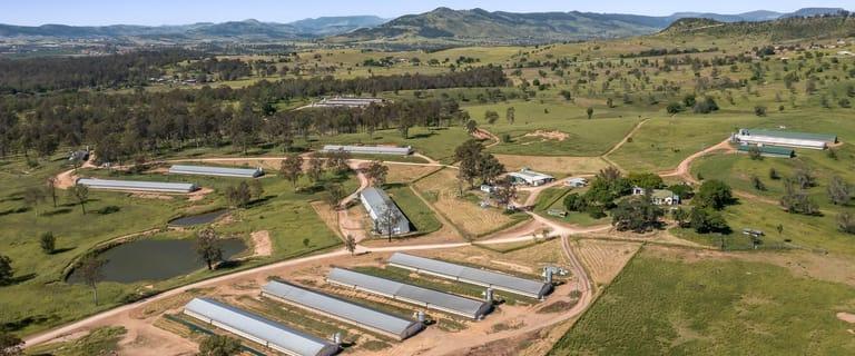 Rural / Farming commercial property for sale at 303 Grantham Scrub Road Veradilla QLD 4347
