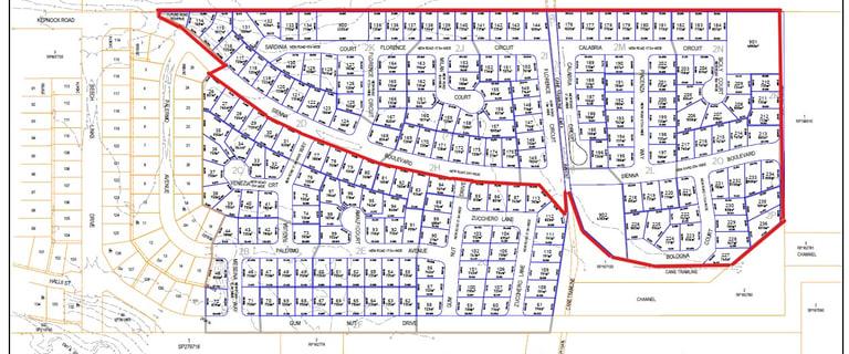 Development / Land commercial property for sale at Sienna Bvd & Ashfield Rd Bundaberg QLD 4670