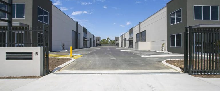 Factory, Warehouse & Industrial commercial property sold at 2/15 Niche Parade Wangara WA 6065