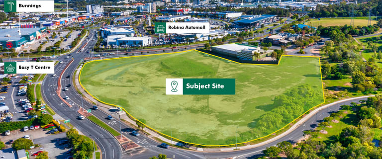 Development / Land commercial property for sale at 20 Scottsdale Drive Robina QLD 4226