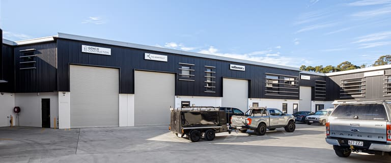 Factory, Warehouse & Industrial commercial property for sale at 12/1 Hornet Place Burleigh Heads QLD 4220