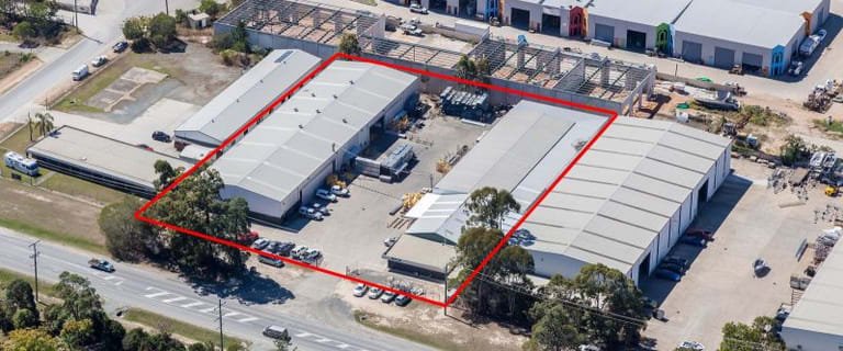 Factory, Warehouse & Industrial commercial property for sale at 642 Old Gympie Road Narangba QLD 4504