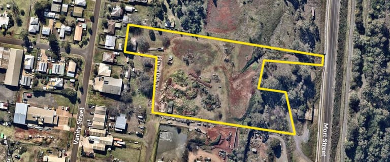 Development / Land commercial property for sale at 3 Mort Street Rockville QLD 4350