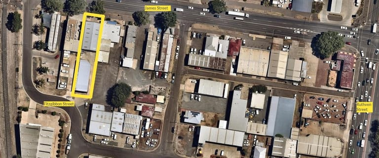 Shop & Retail commercial property for lease at 178 James Street South Toowoomba QLD 4350