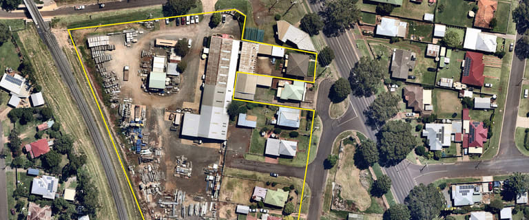 Development / Land commercial property for sale at 6 Isaac Street + 1,5,7,7A,9,11 Hagan Street North Toowoomba QLD 4350