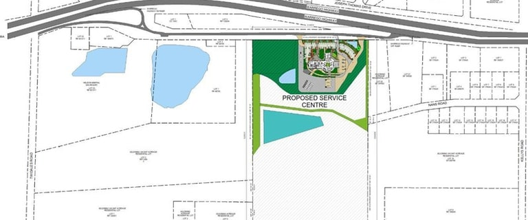 Development / Land commercial property for sale at Warrego Hwy Helidon Spa QLD 4344