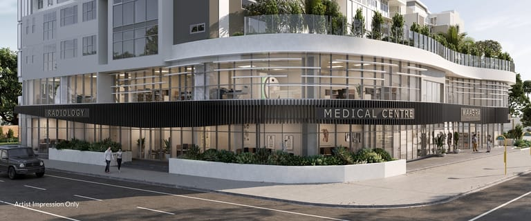 Medical / Consulting commercial property for lease at 220 Old Cleveland Road Coorparoo QLD 4151