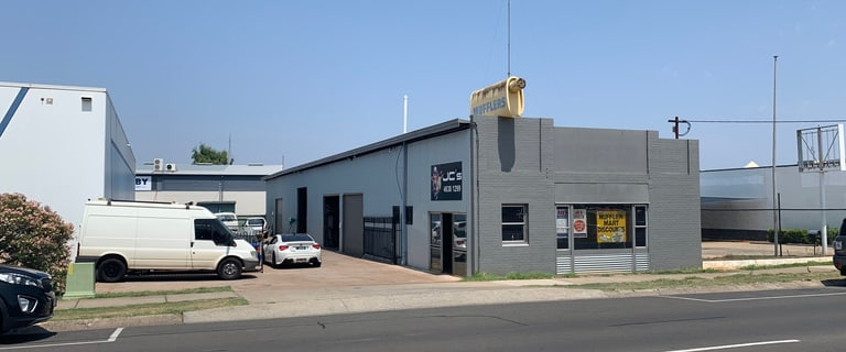 Factory, Warehouse & Industrial commercial property for sale at 4 Prescott Street Toowoomba City QLD 4350