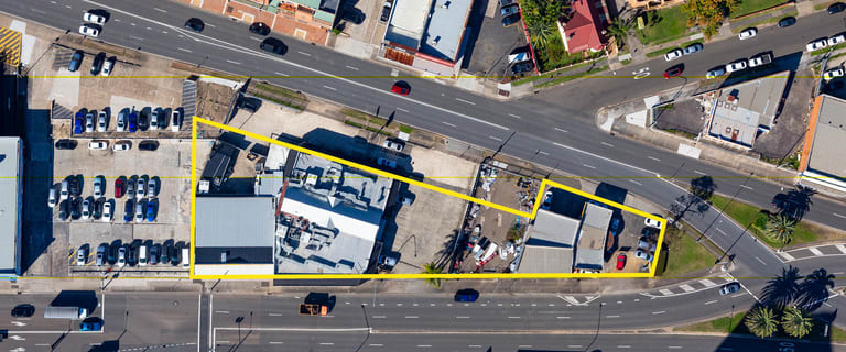 Development / Land commercial property for sale at 129-151 Terminus Street Liverpool NSW 2170