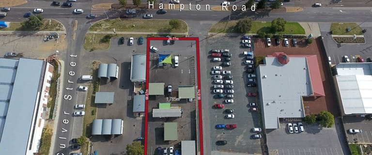 Factory, Warehouse & Industrial commercial property for sale at 254C Hampton Road Beaconsfield WA 6162