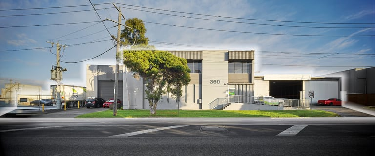 Factory, Warehouse & Industrial commercial property for sale at 360-374 Whitehall Street Yarraville VIC 3013