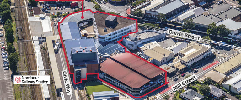 Offices commercial property for sale at 52 - 64 Currie Street Nambour QLD 4560