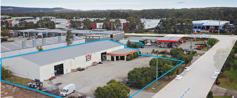 Factory, Warehouse & Industrial commercial property sold at Lot 6, 19 Balook Drive Beresfield NSW 2322