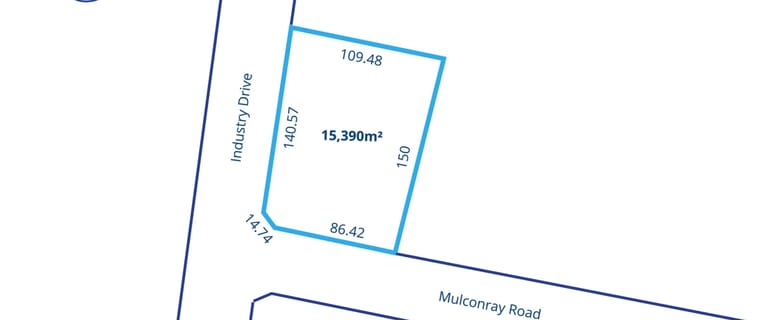 Factory, Warehouse & Industrial commercial property for sale at 1 Mulconray Road Whyalla Barson SA 5601