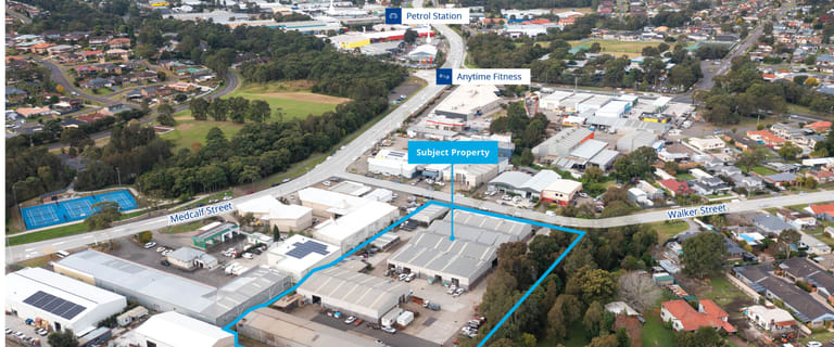 Factory, Warehouse & Industrial commercial property for sale at 5 Walker Street Warners Bay NSW 2282