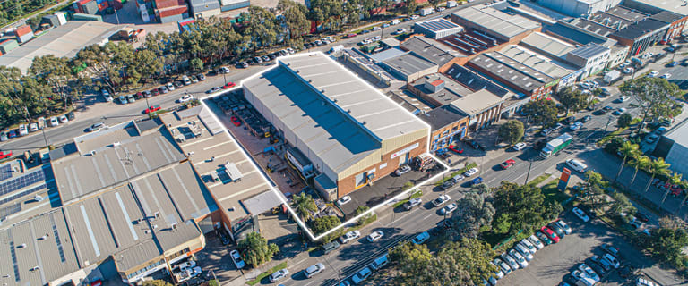 Factory, Warehouse & Industrial commercial property for sale at 33-37 Cosgrove Road Strathfield South NSW 2136