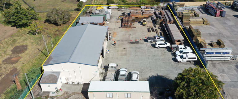 Factory, Warehouse & Industrial commercial property for sale at 35 Beachmere Road Caboolture QLD 4510
