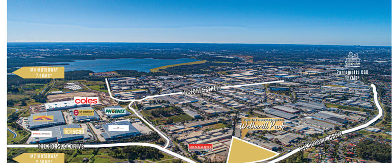Development / Land commercial property for sale at 1403 The Horsley Drive Wetherill Park NSW 2164