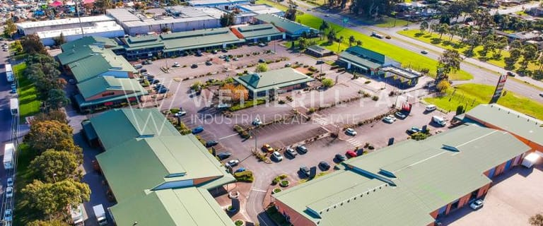 Factory, Warehouse & Industrial commercial property sold at Minchinbury NSW 2770